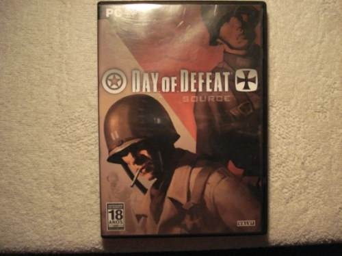Game Pc Day Of Defeat Source - Dvd-rom