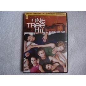 Dvd One Tree Hill Primeira Temporada Episódios 1 A 4 Lacrado