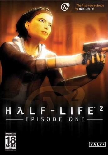 Game Pc Half Life 2 Episode One - Dvd-rom