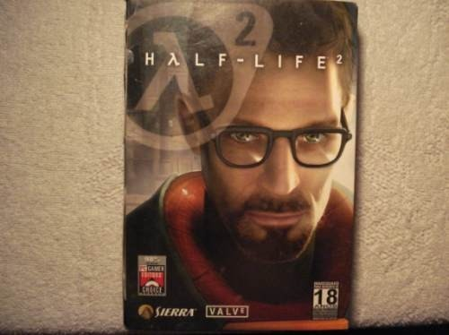 Game Pc Half Life 2 - Cd-rom