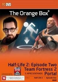 Game Pc Half Life 2 Orange Box - DVD-Rom - Novo Registrado