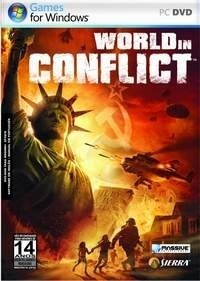 Game World In Conflict Pc Dvd Novo Original Lacrado