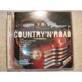 Cd Country 'n' Road Original Lacrado