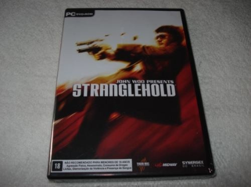 Game Stranglehold Dvd Rom Para Pc Manual Em Portugues