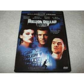 Dvd The Million Dollar Hotel Novo Original Lacrado