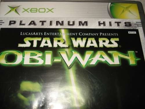 Game Xbox Stars Wars Obi-wan The Fate Of A Jedi Original