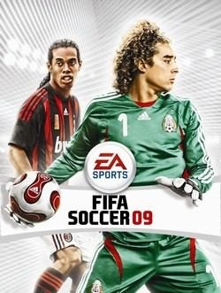 Game Pc Fifa Soccer 09 Original Novo Lacrado