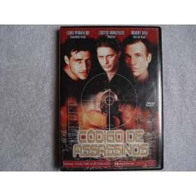Dvd Código De Assassinos Original Novo Lacrado