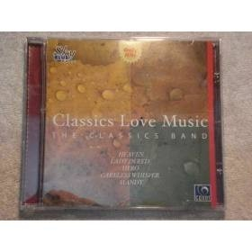 Cd Classics Love Music Original Lacrado