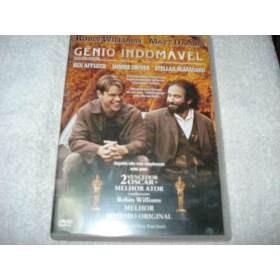 Dvd Gênio Indomável Com Robin Williams E Matt Damon Original