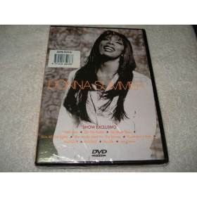 Dvd Donna Summer Show Esclusivo Original