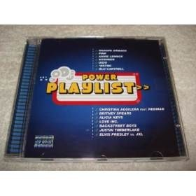 Cd Power Playlist Novo Original Lacrado