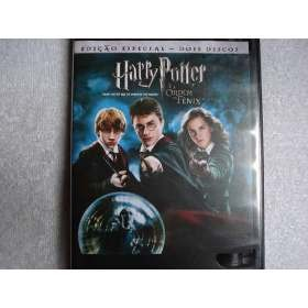Hd Dvd Duplo Harry Potter A Ordem Da Fenix Original Lacrado