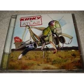 Cd Importado Kinky Atlas
