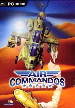 Game Pc Air Commandos Novo Original Lacrado