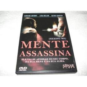 Dvd Mente Assassina Com Howard Antony E Lisa Keller Lacrado