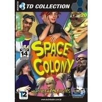 Game Pc Space Colony Novo Original Lacrado