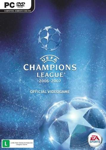 Game Pc Uefa Champions League 2006 2007 Original Lacrado