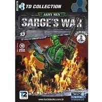 Game Pc Army Men Sarge's War Novo Original Lacrado