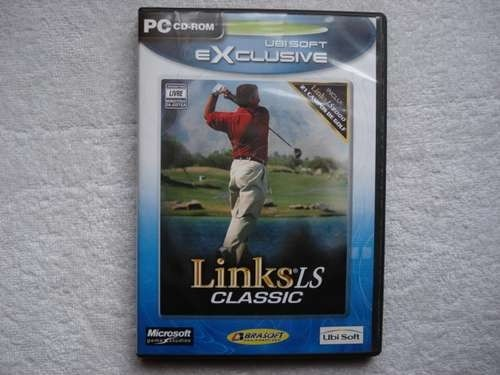 Game Para Pc Links Ls Classic Jogo Golf Original Novo