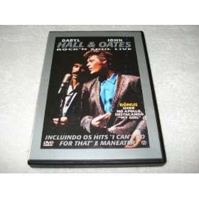 Dvd Hall & Oates Rock'n Soul Live