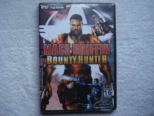 Game Para Pc Mage Griffin Bounty Hunter Original Novo