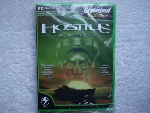 Game Para Pc Hostile Waters Original Novo