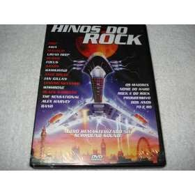 Dvd Hinos Do Rock Original