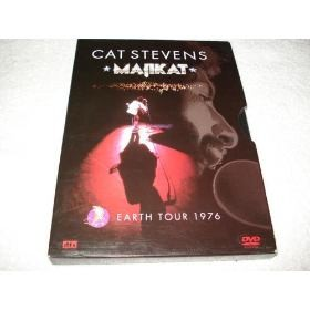 Dvd Cat Steven Majikat Original