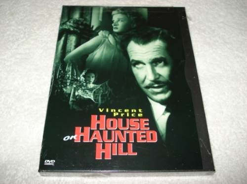 Dvd Importado Usa Região 1 House On Haunted Hill