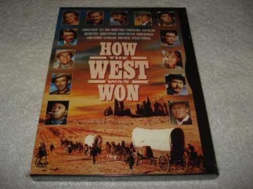 Dvd Importado Usa Região 1 How The West Was Won Henry Fonda