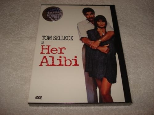 Dvd Importado Usa Região 1 Her Alibi Com Tom Selleck