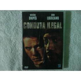 Dvd Conduta Ilegal Wesley Snipes Original