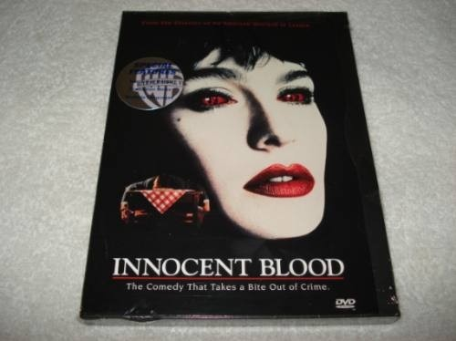 Dvd Importado Usa Região 1 Innocent Blood