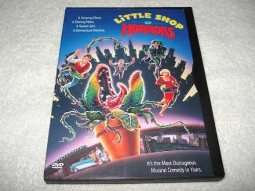 Dvd Importado Usa Região 1 Little Shop Of Horrors