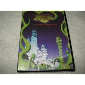 Dvd Yes Live In Philadelphia 1979 Original