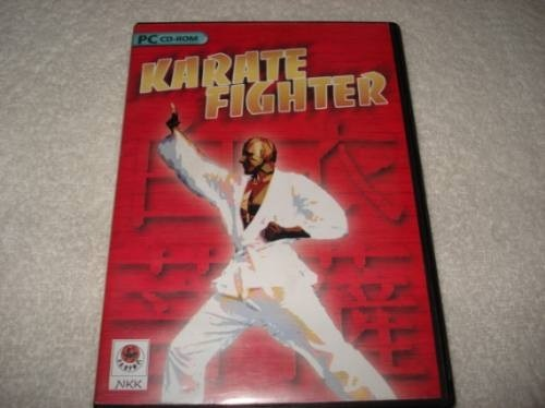 Game Pc Cd Rom Karate Fighter Original Novo Lacrado