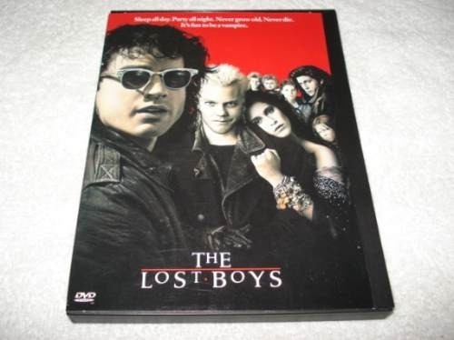 Dvd Importado Usa Região 1 The Lost Boys