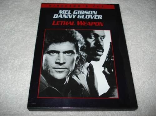 Dvd Importado Usa Região 1 Lethal Weapon Directors Cut