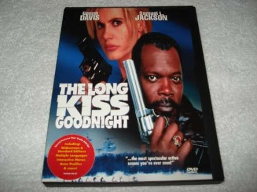 Dvd Importado Usa Região 1 The Long Kiss Goodnight