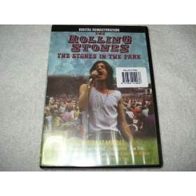 Dvd The Rolling Stones - Stones In The Park Original