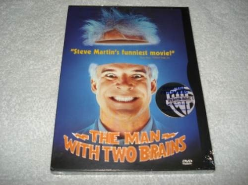 Dvd Importado Usa Região 1 The Man With Two Brains