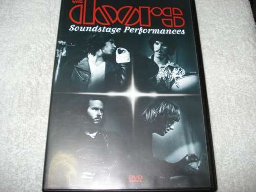 Dvd The Doors Soundstage Performances Original