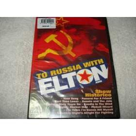 Dvd Elton John To Russia Original