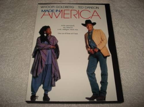 Dvd Importado Usa Região 1 Made In America Whoopi Goldberg