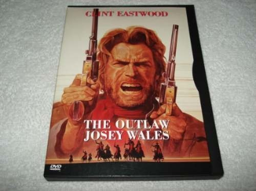 Dvd Importado Usa Região 1 The Outlaw Josey Wales