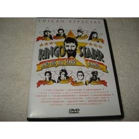 Dvd Ringo Starr And His All Star Band Edição Especial Original