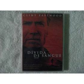 Dvd Divida De Sangue Com Clint Eastwood Original