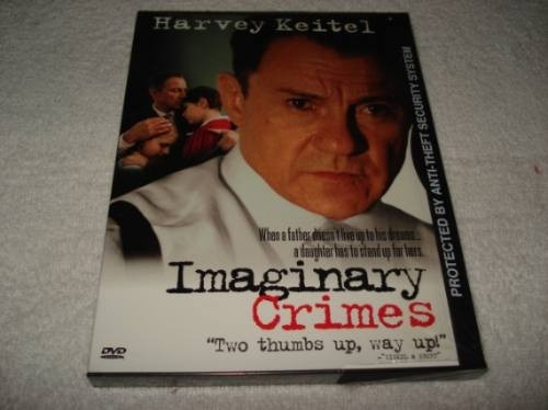 Dvd Importado Usa Região 1 Imaginary Crimes C/ Harvey Keitel