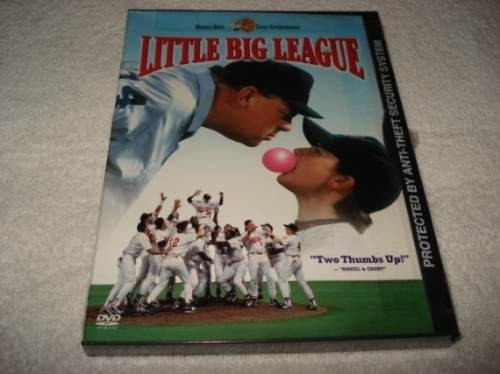 Dvd Importado Usa Região 1 Little Big League